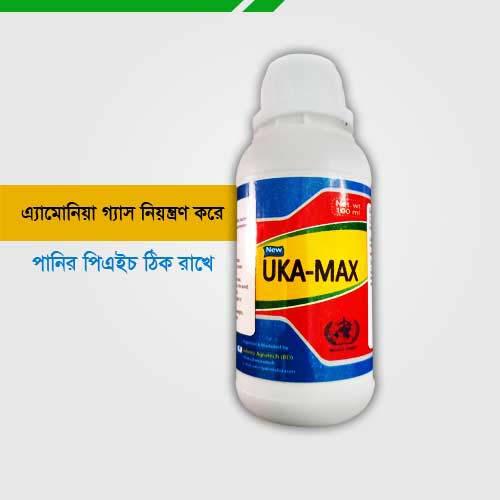 ইউকা ম্যাক্স রুচিবৃদ্ধিকারী মাছ ও চিংড়ির UKA-MAX