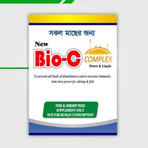 মাছের রোগ প্রতিরোধ ক্ষমতা বৃদ্ধিকারী ভিটামিন বায়ো সি কম্পেলেক্স - Bio-C Complex