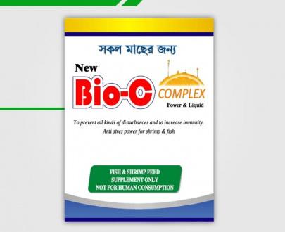 মাছের রোগ প্রতিরোধ ক্ষমতা বৃদ্ধিকারী ভিটামিন- Bio-C Complex